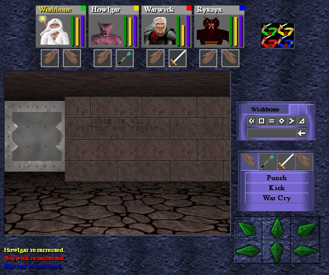 can visit the official Dungeon Master Java web site and Dungeon Master