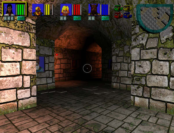 Dungeon Master Tribute Screenshot 1