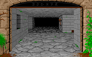 Dungeon Master for Atari ST - Teaser Demo Screenshot 03