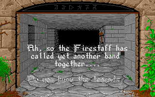 Dungeon Master for Atari ST - Teaser Demo Screenshot 04