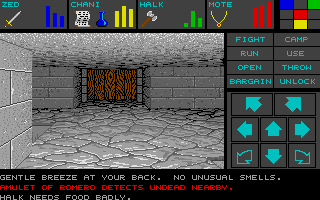 Dungeon Master for Atari ST - Teaser Demo Screenshot 06