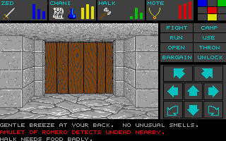 Dungeon Master for Atari ST - Teaser Demo Screenshot 08