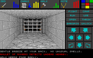 Dungeon Master for Atari ST - Teaser Demo Screenshot 10