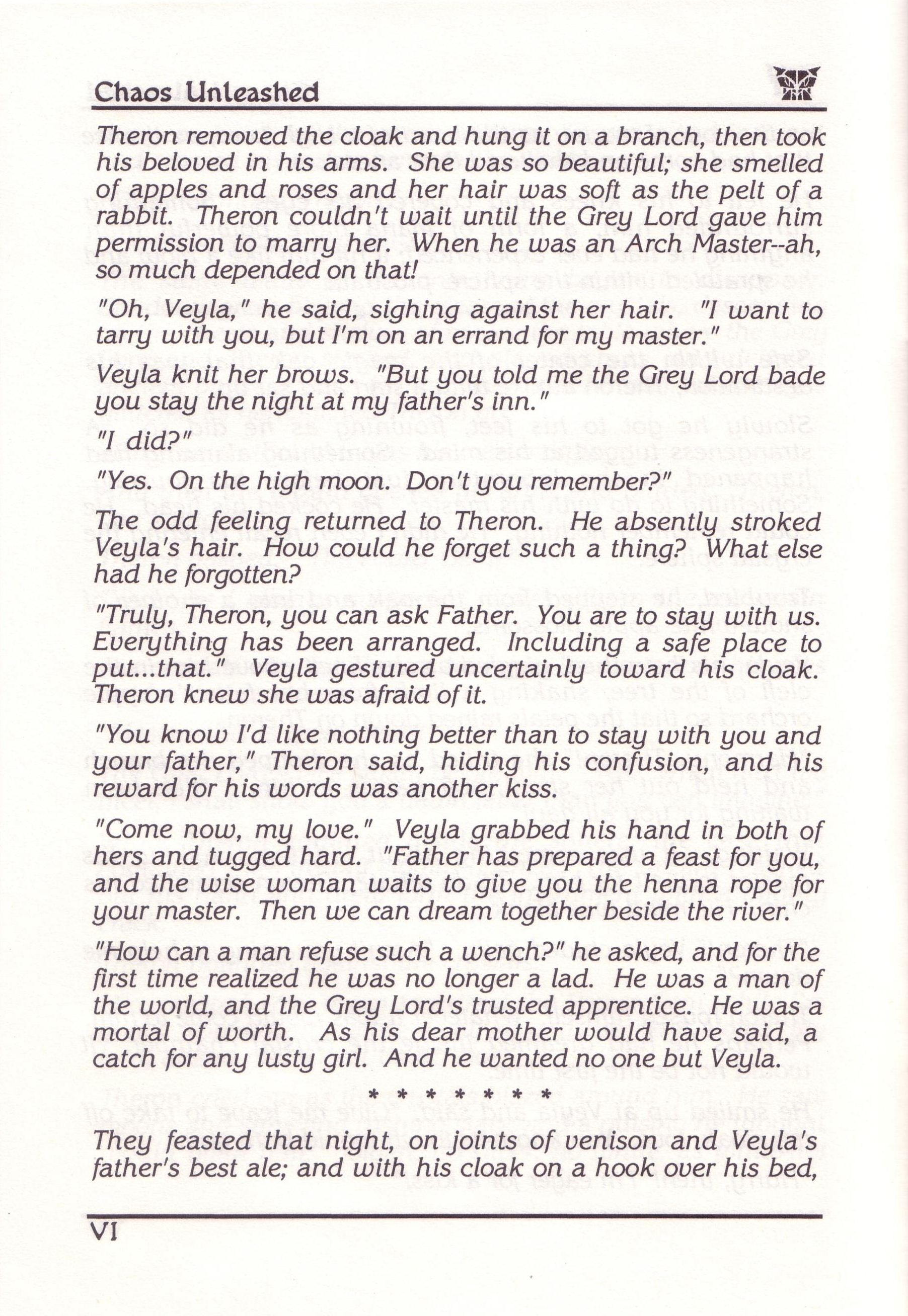 Dungeon Master for PC with FTL Sound Adapter (US Release) - Manual Page 12