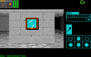 Dungeon Master for Atari ST Screenshot - In game