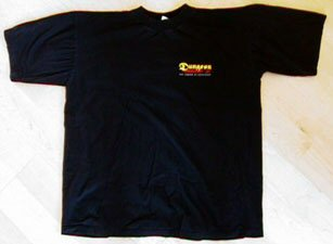 Dungeon Master II T-Shirt - Front