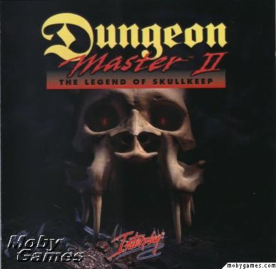 Dungeon Master II for PC (French, CD) - CD Box Front