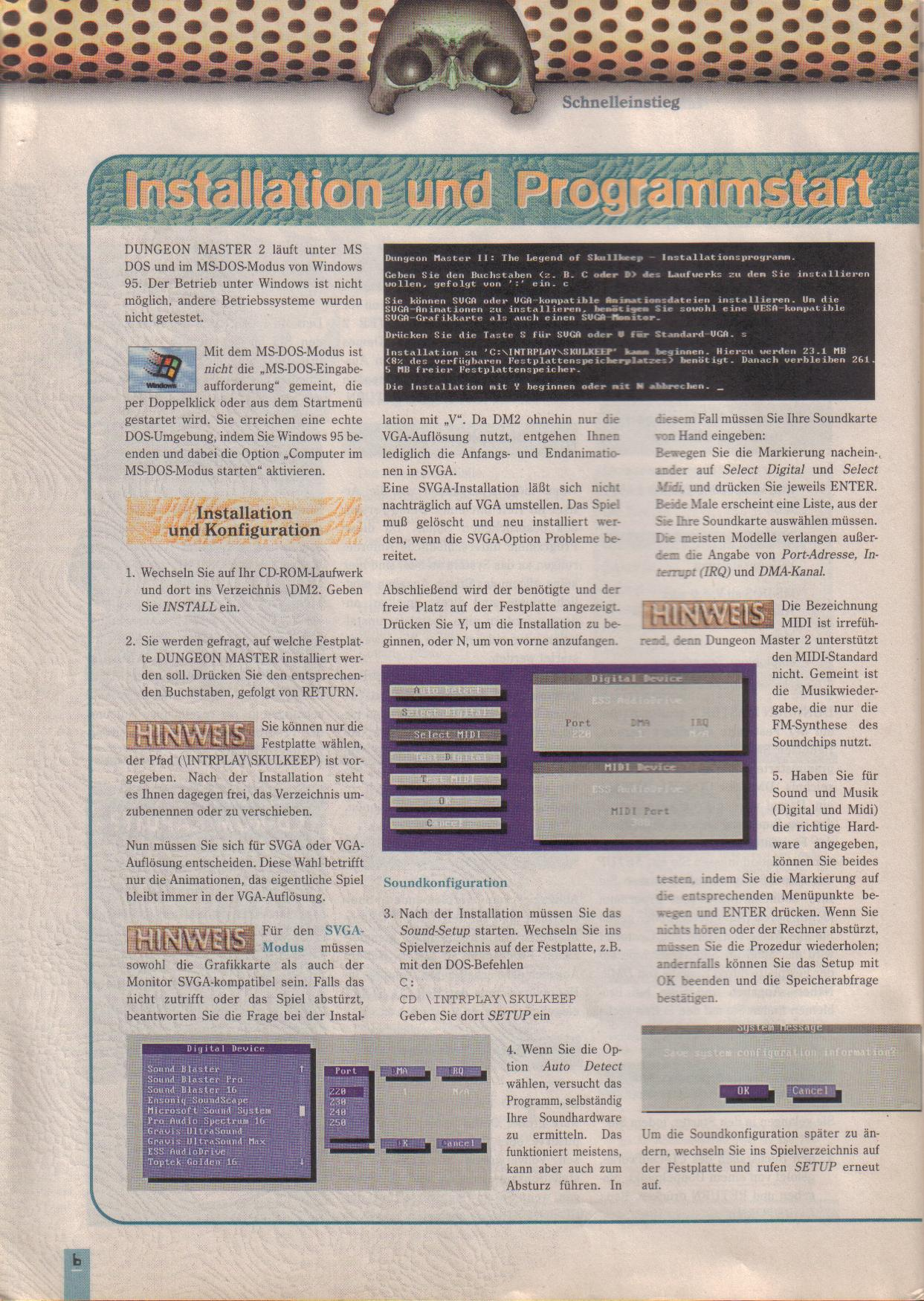 Dungeon Master II for PC (German, Best Seller Games) Page 6