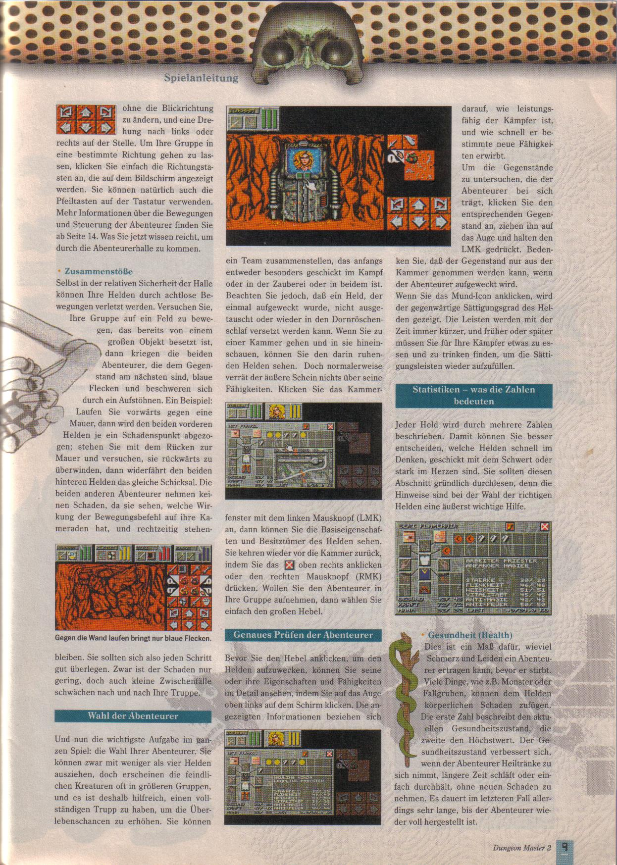 Dungeon Master II for PC (German, Best Seller Games) Page 9