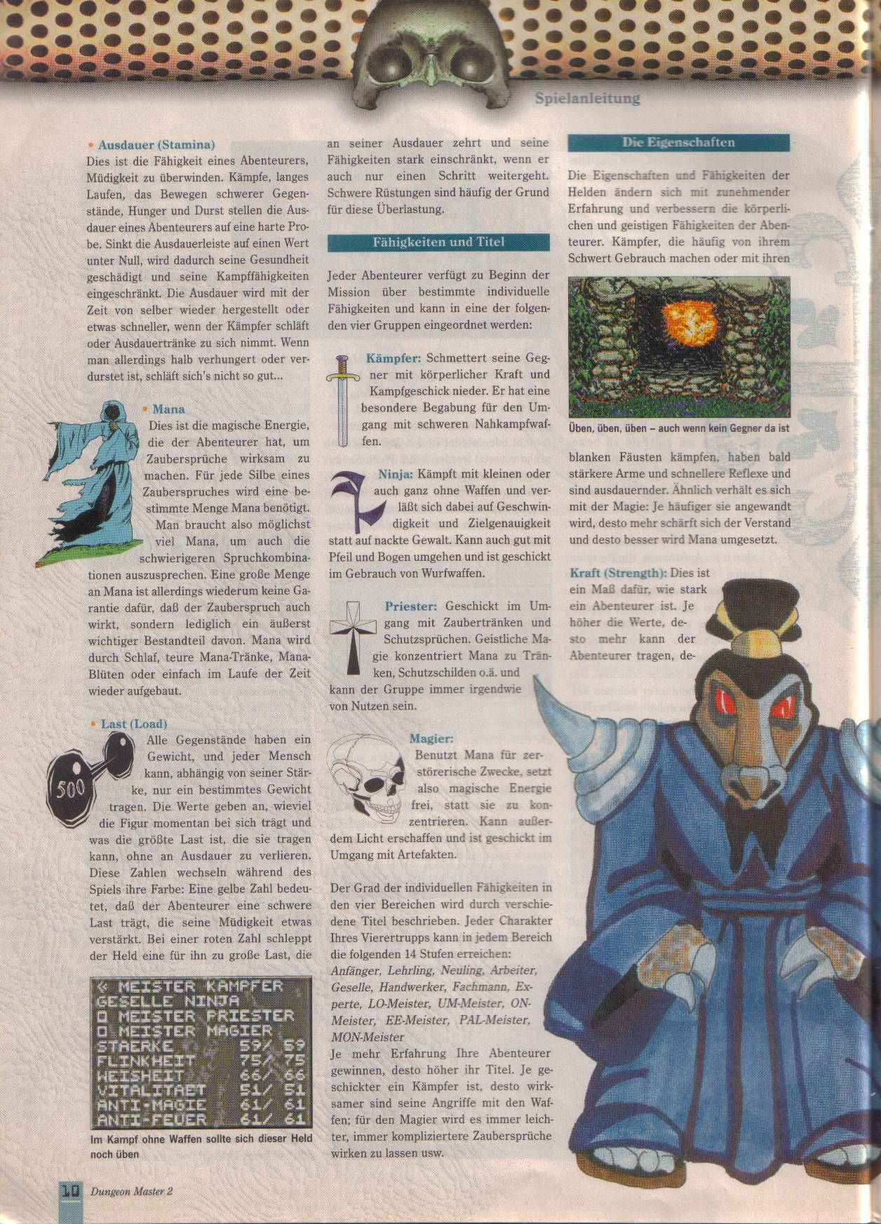 Dungeon Master II for PC (German, Best Seller Games) Page 10