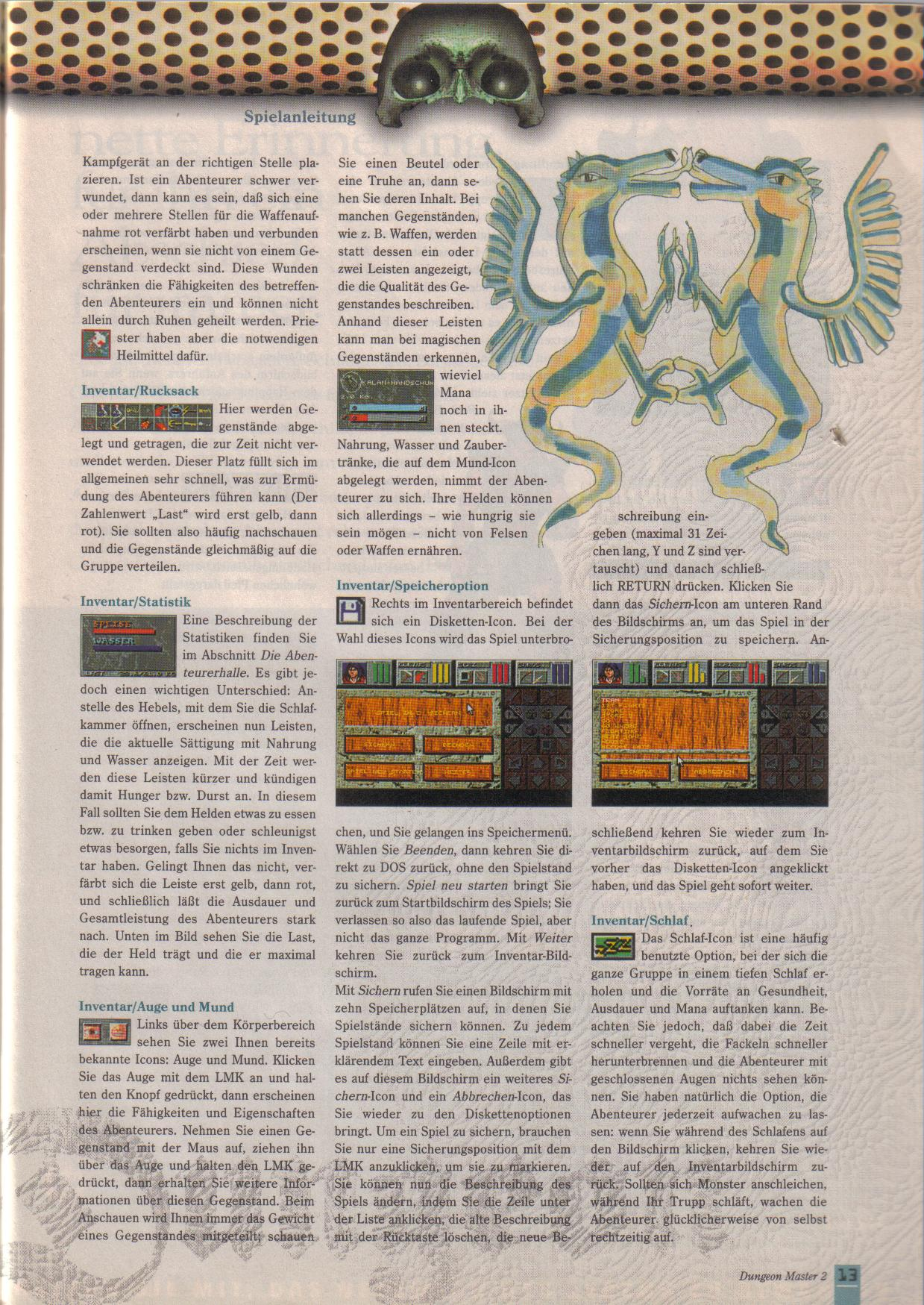 Dungeon Master II for PC (German, Best Seller Games) Page 13