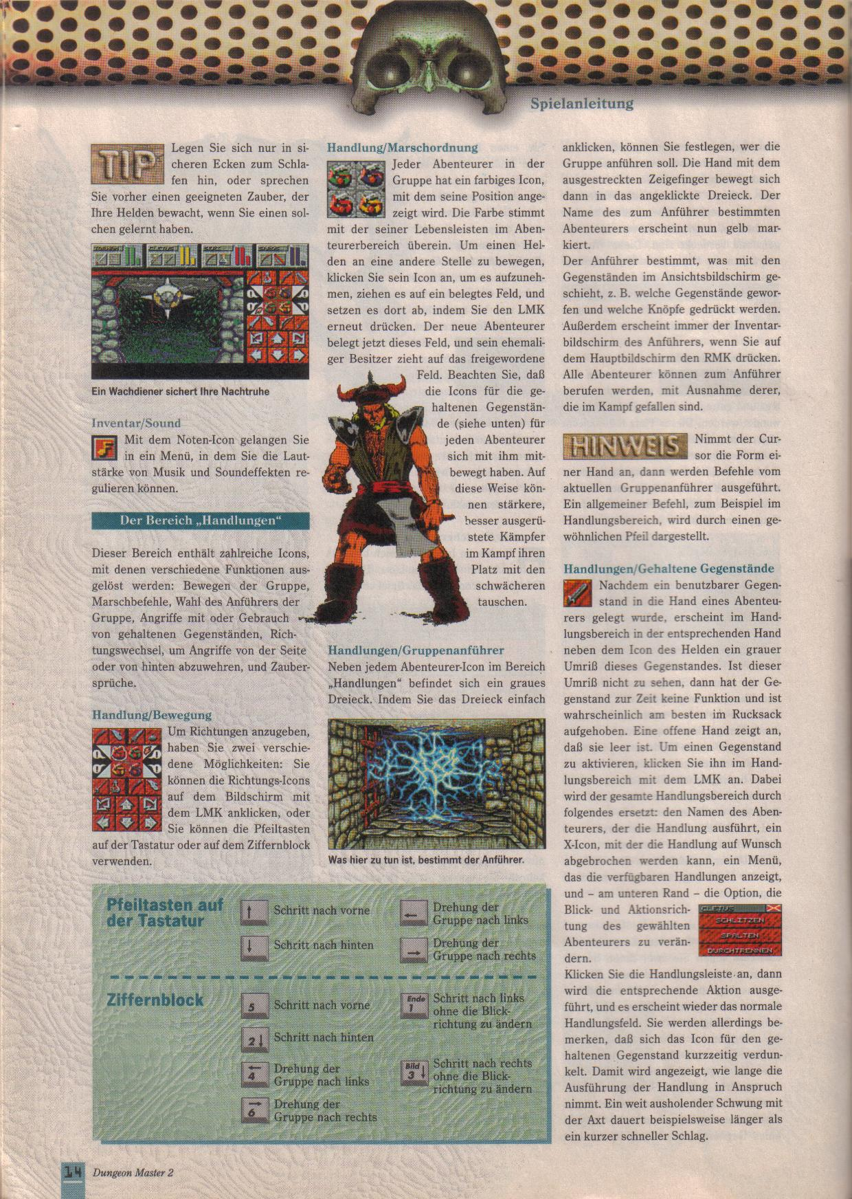 Dungeon Master II for PC (German, Best Seller Games) Page 14