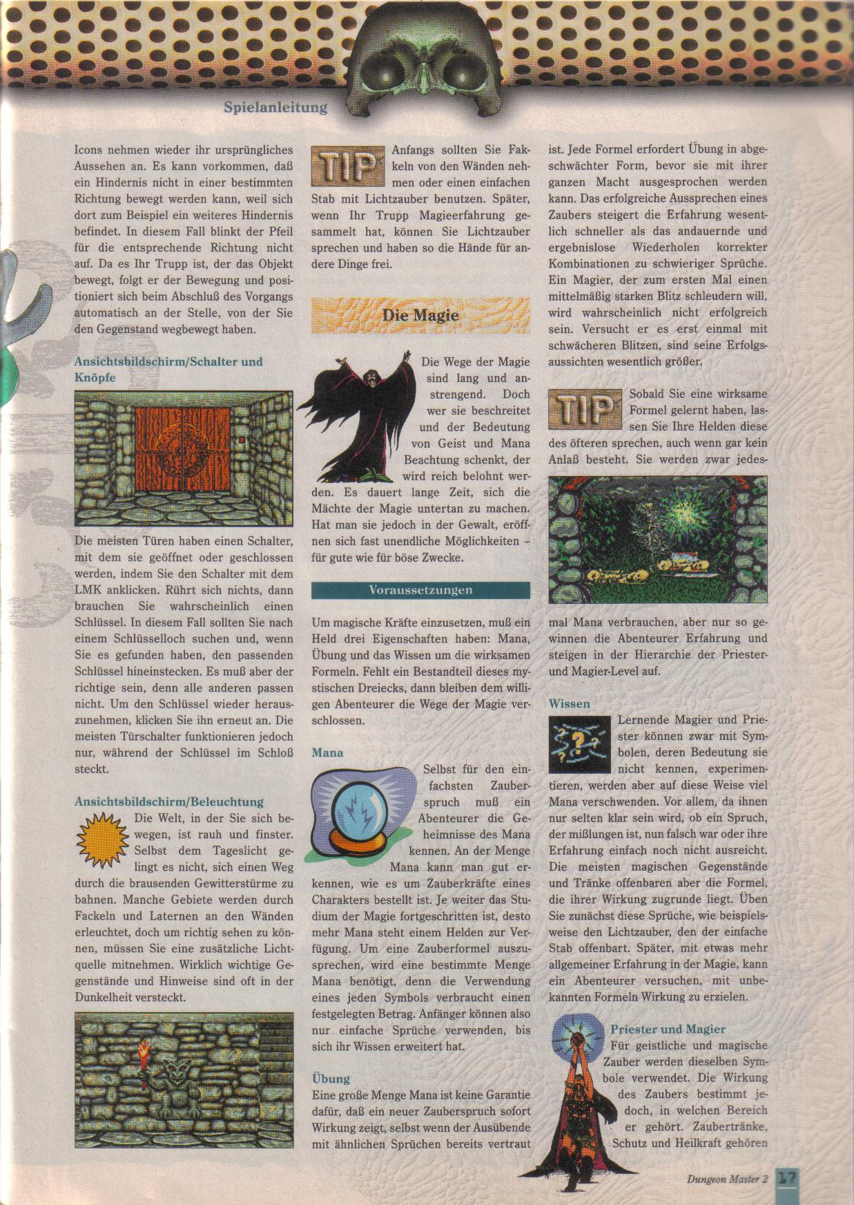 Dungeon Master II for PC (German, Best Seller Games) Page 17