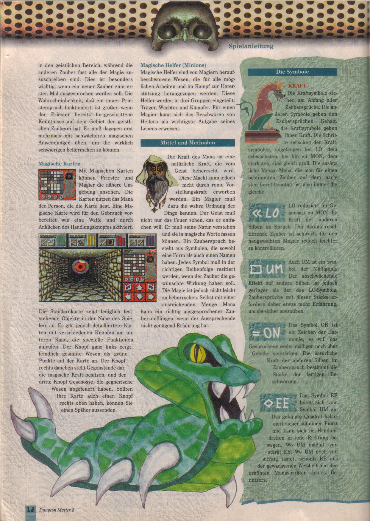 Dungeon Master II for PC (German, Best Seller Games) Page 18