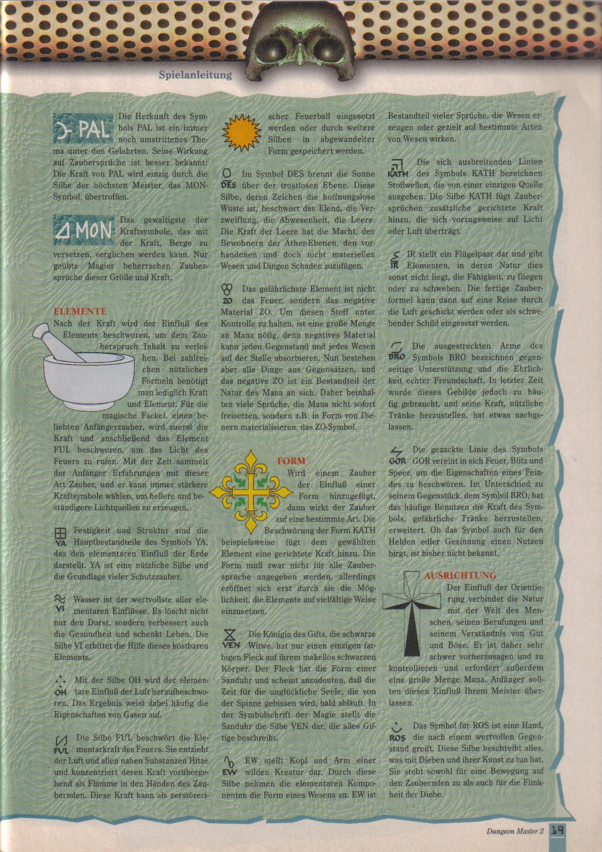 Dungeon Master II for PC (German, Best Seller Games) Page 19
