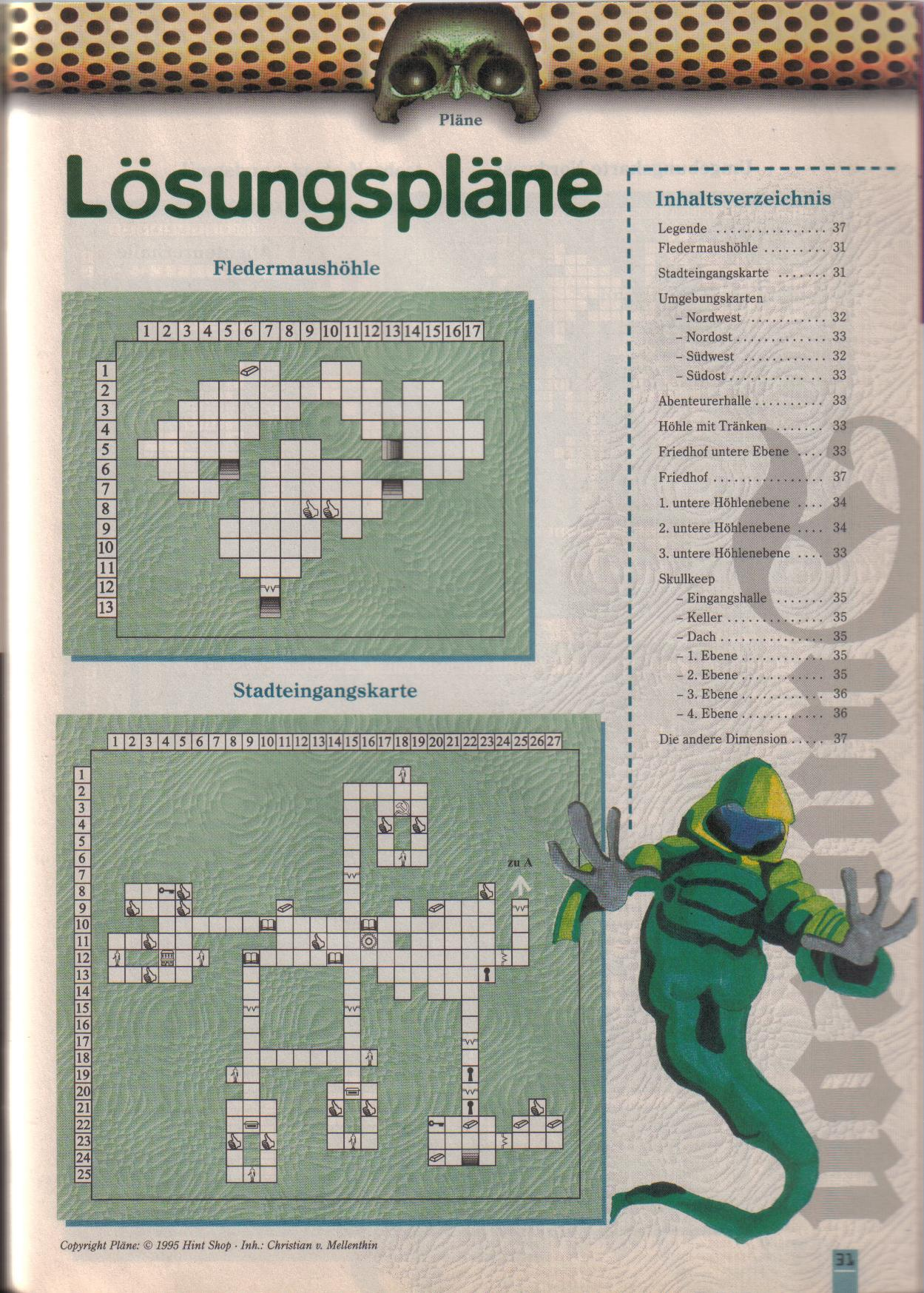 Dungeon Master II for PC (German, Best Seller Games) Page 31