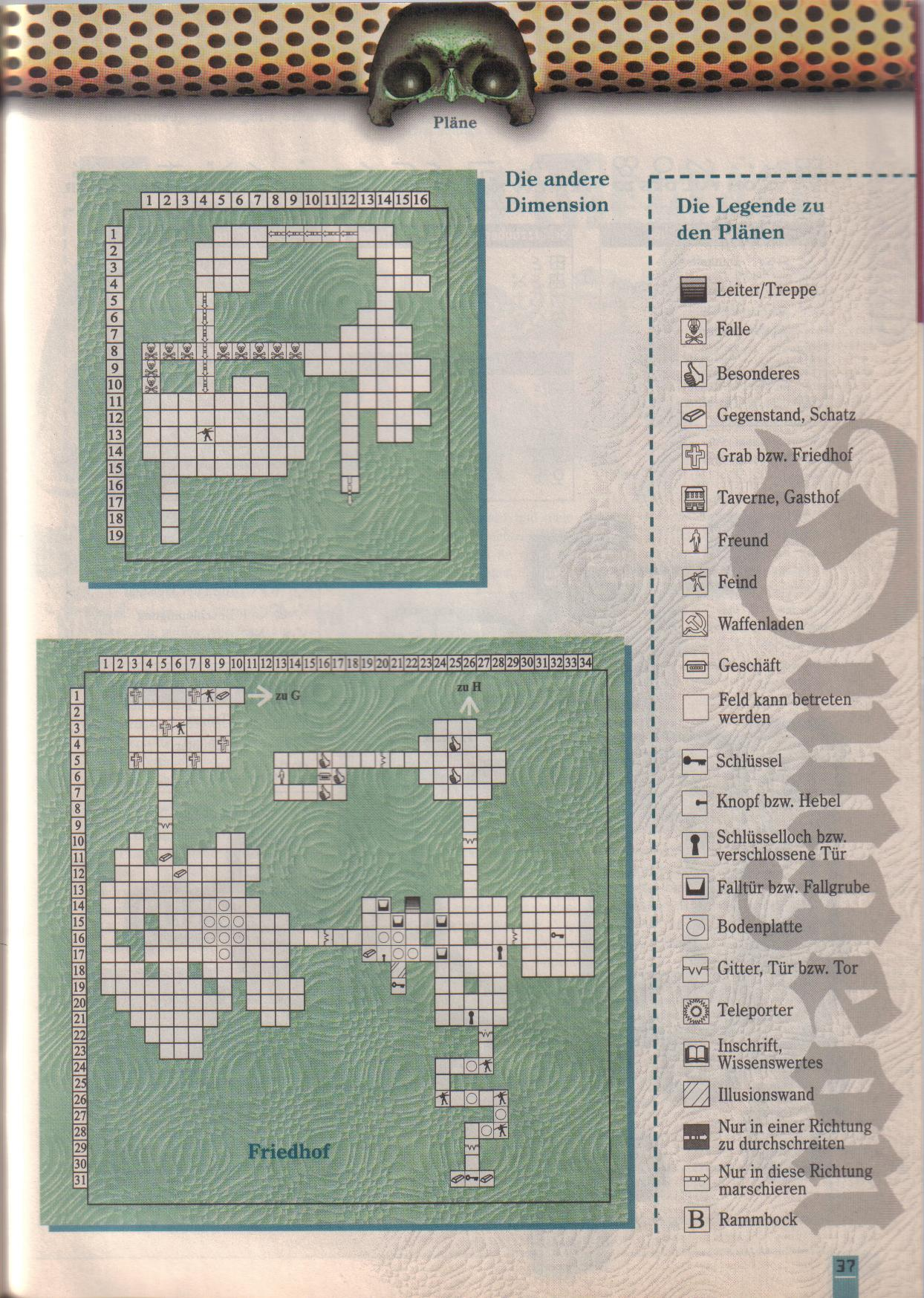 Dungeon Master II for PC (German, Best Seller Games) Page 37