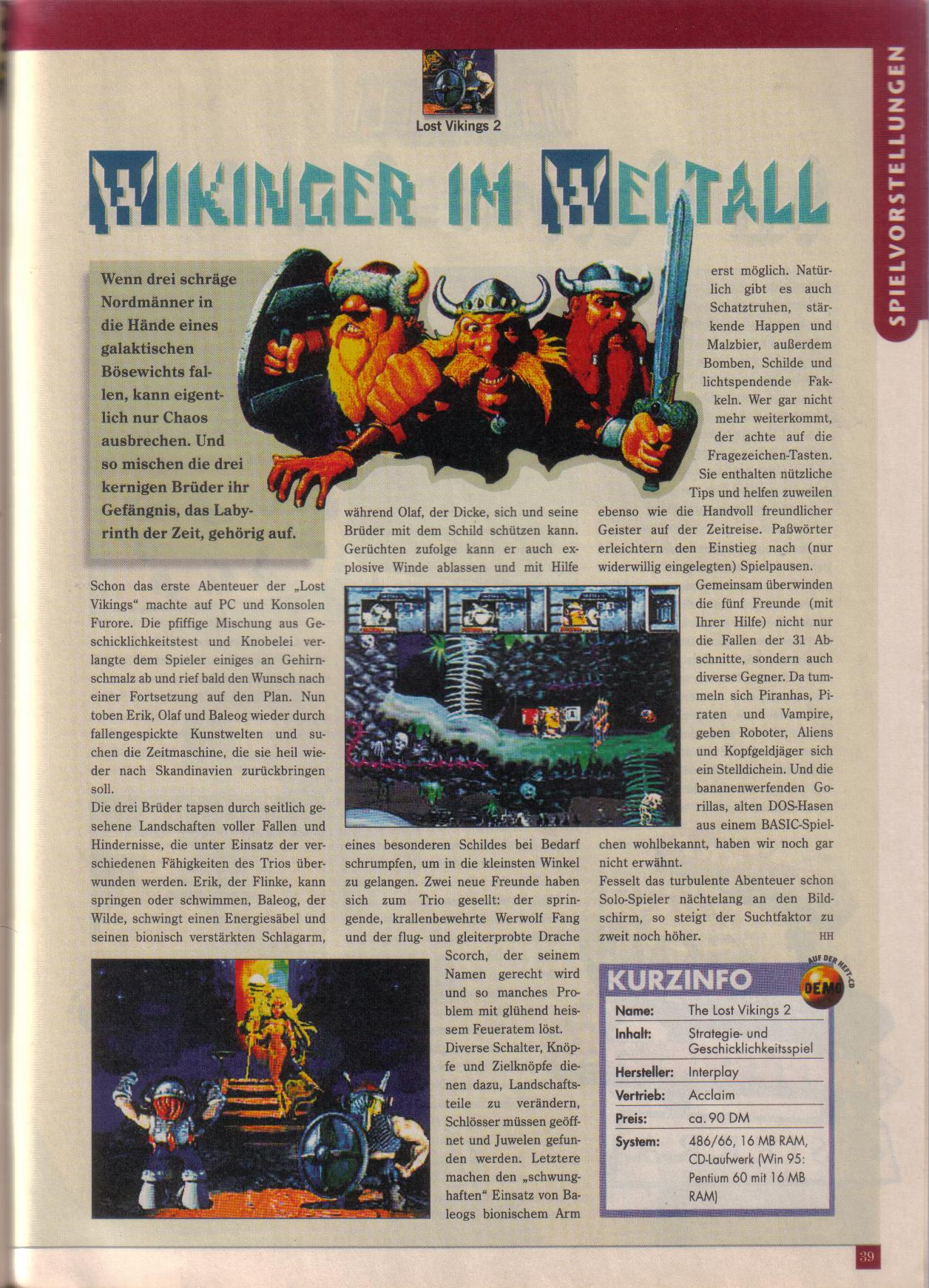 Dungeon Master II for PC (German, Best Seller Games) Page 39
