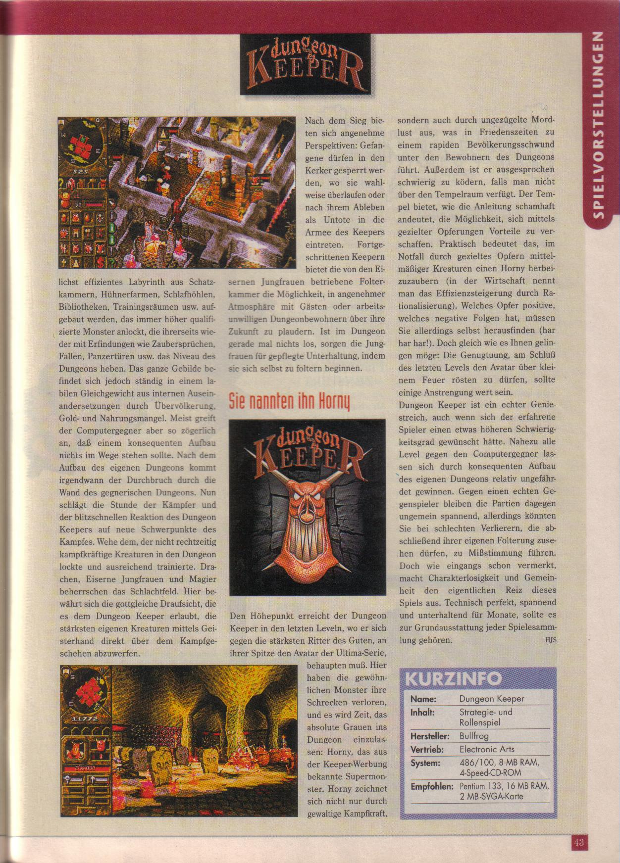 Dungeon Master II for PC (German, Best Seller Games) Page 43