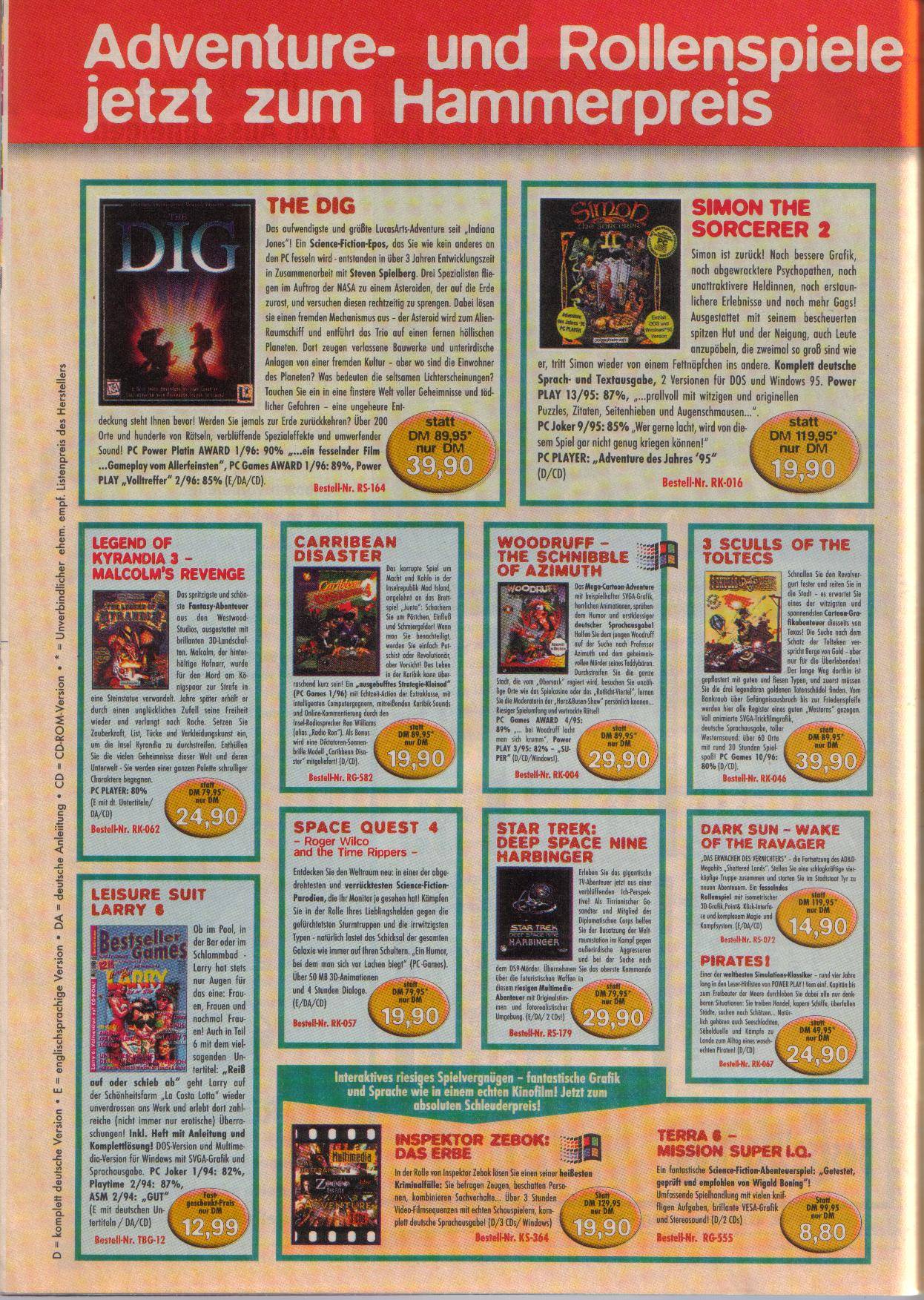 Dungeon Master II for PC (German, Best Seller Games) Page 48