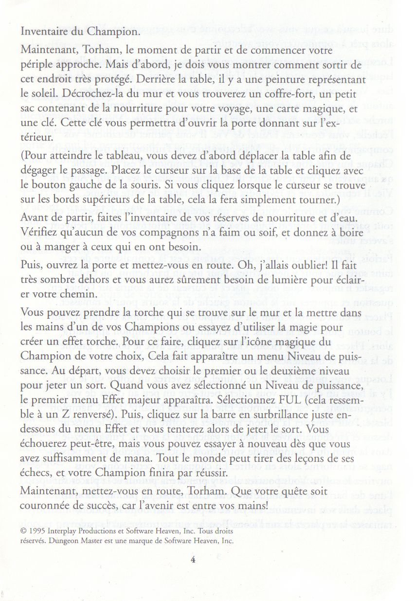 Page 4 (French)