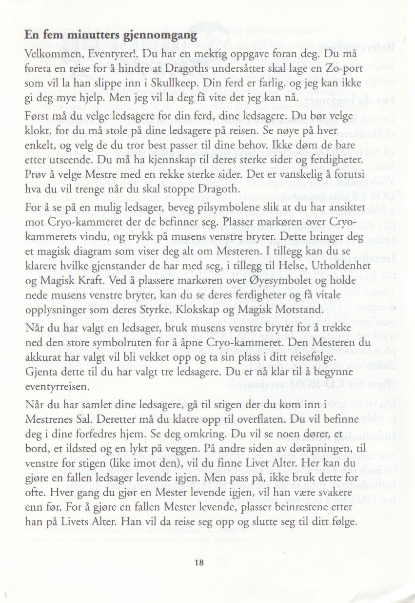 Page 18 (Norwegian)