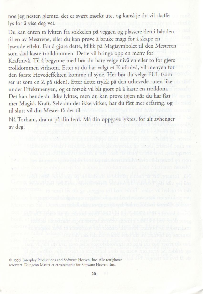 Page 20 (Norwegian)