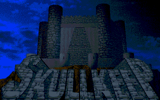 Dungeon Master II for FM-Towns Screenshot - Title