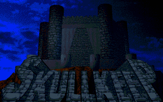 Dungeon Master II for PC-9801 Screenshot - Title