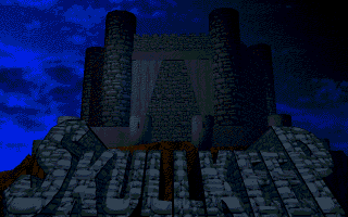 Dungeon Master II for PC-9821 Screenshot - Title