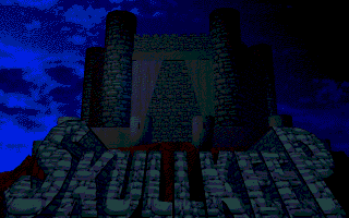 Dungeon Master II for Sega CD Screenshot - Title