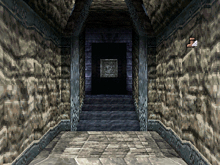 Dungeon Master Nexus for Sega Saturn Screenshot - Hall Of Champions (Entrance)