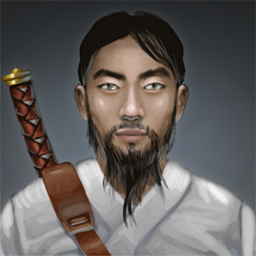 FanMade - Dungeon Master - Champion Portrait - Iaido