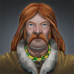 FanMade - Dungeon Master - Champion Portrait - Leif