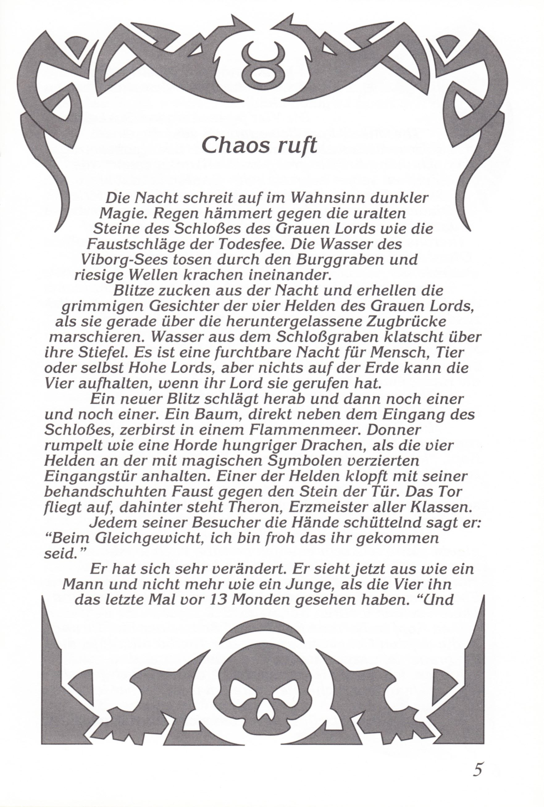 Game - Chaos Strikes Back - DE - Amiga - Manual - Page 007 - Scan
