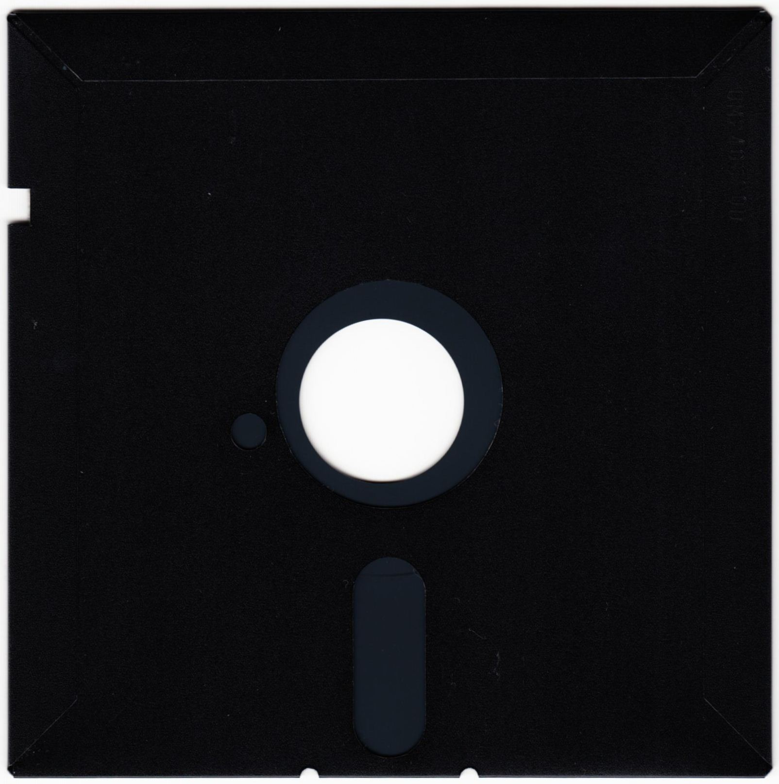 Game - Chaos Strikes Back - JP - PC-9801 - 5.25-inch - Save Disk - Back - Scan
