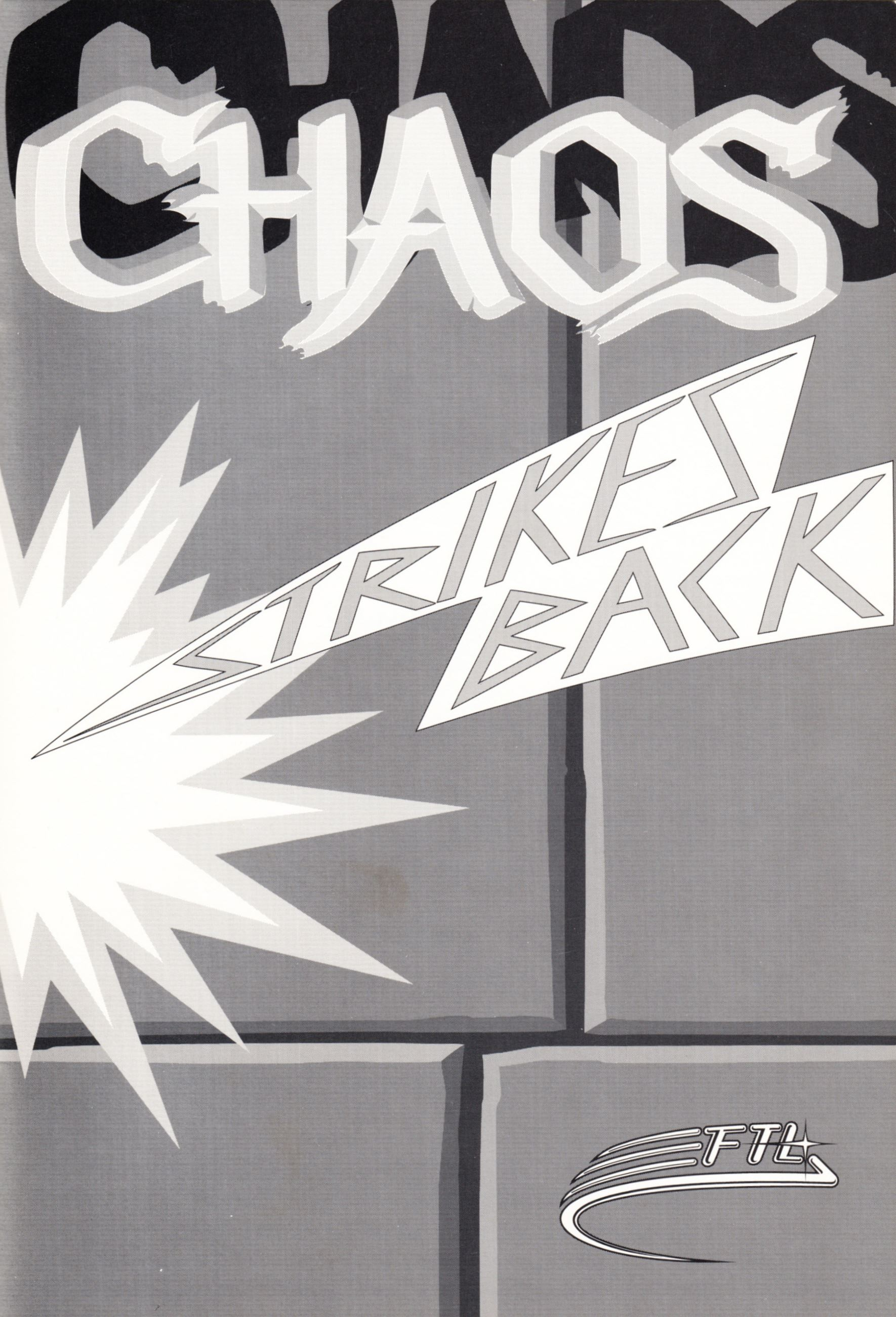 Game - Chaos Strikes Back - UK - Amiga - Manual - Page 001 - Scan