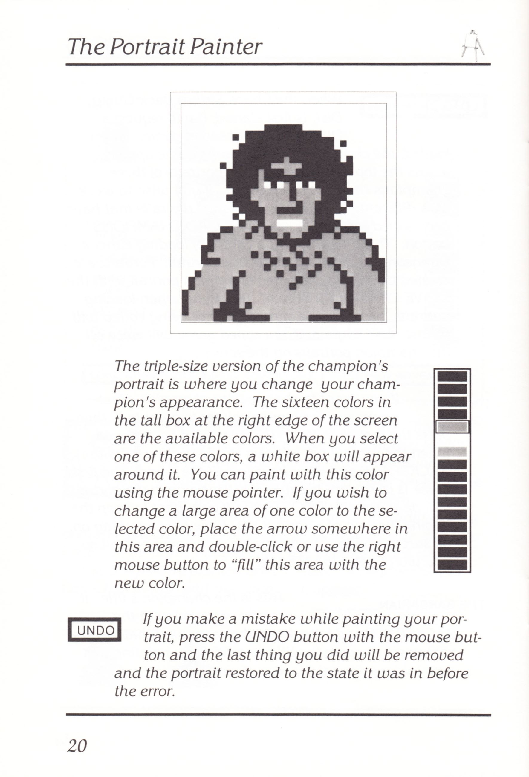 Game - Chaos Strikes Back - UK - Amiga - Manual - Page 022 - Scan