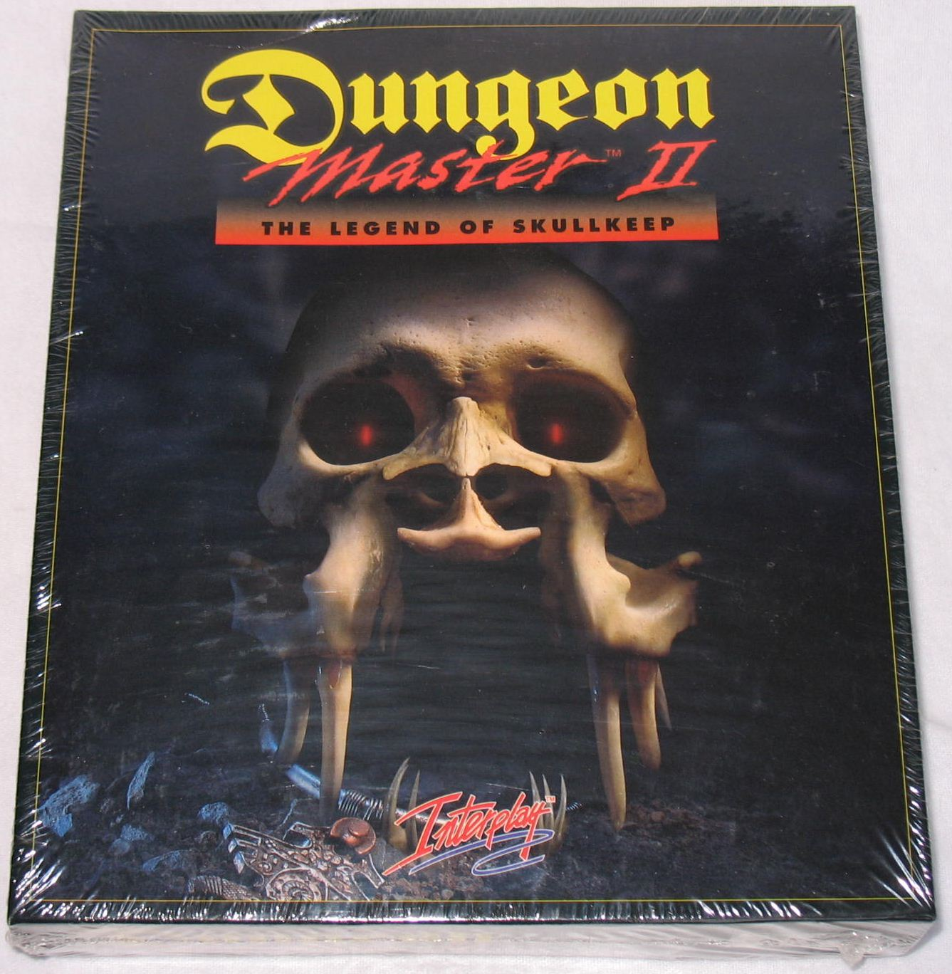 Game - Dungeon Master II - UK - Macintosh - Box - Front - Photo