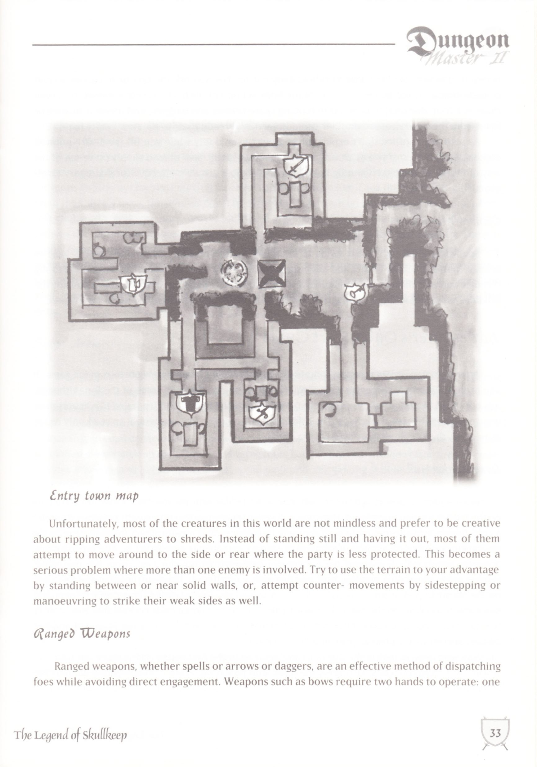 Game - Dungeon Master II - UK - Macintosh - Manual - Page 035 - Scan