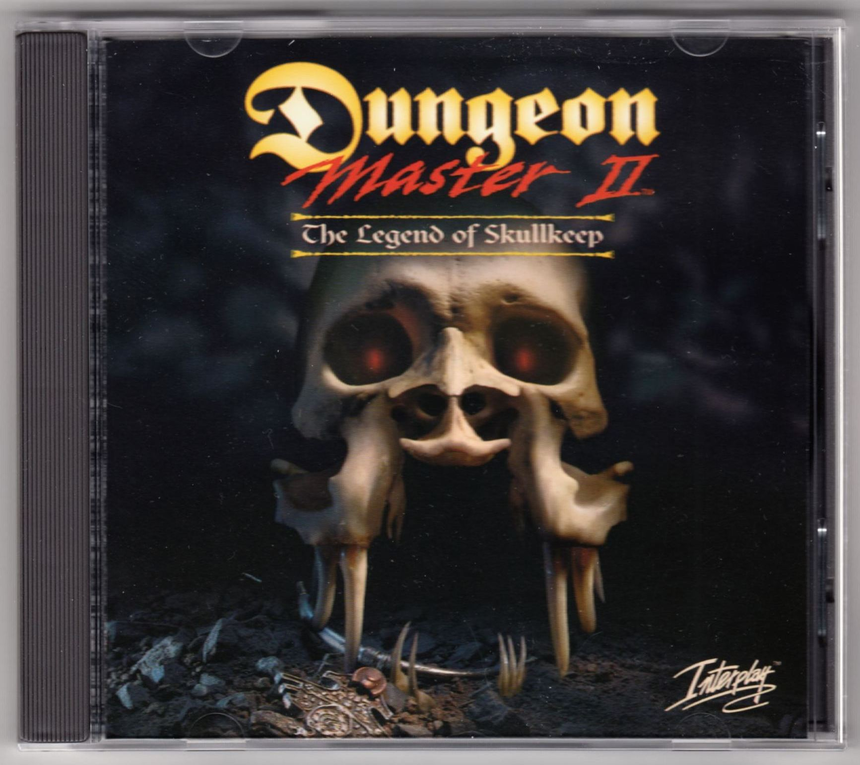Game - Dungeon Master II - US - PC - Big Box - Compact Disc Box - Front - Scan