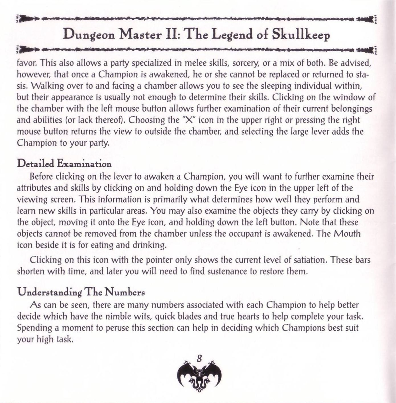 Game - Dungeon Master II - US - PC - Jewel Case - Booklet - Page 010 - Scan
