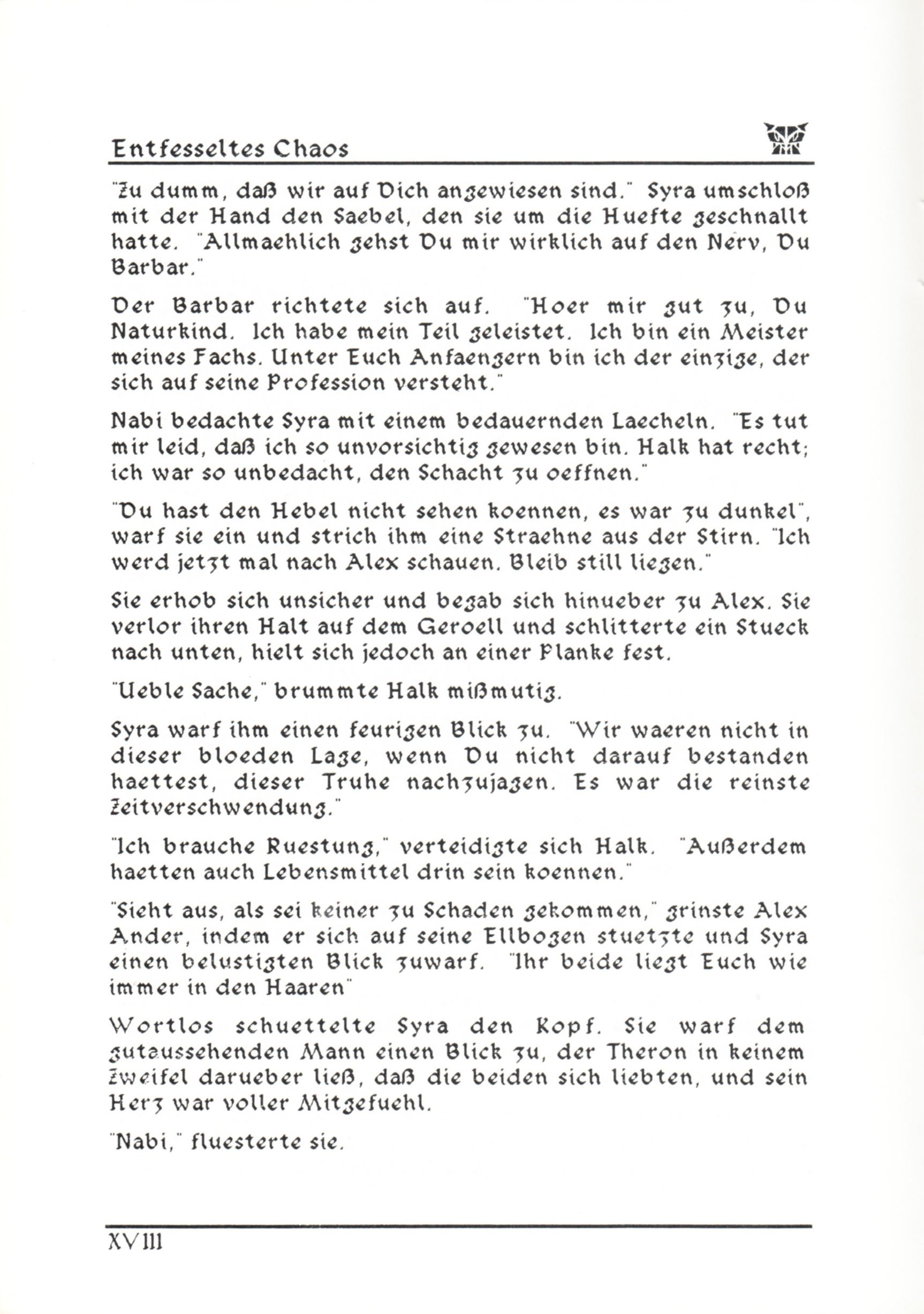 Game - Dungeon Master - DE - PC - Psygnosis - Manual - Page 022 - Scan