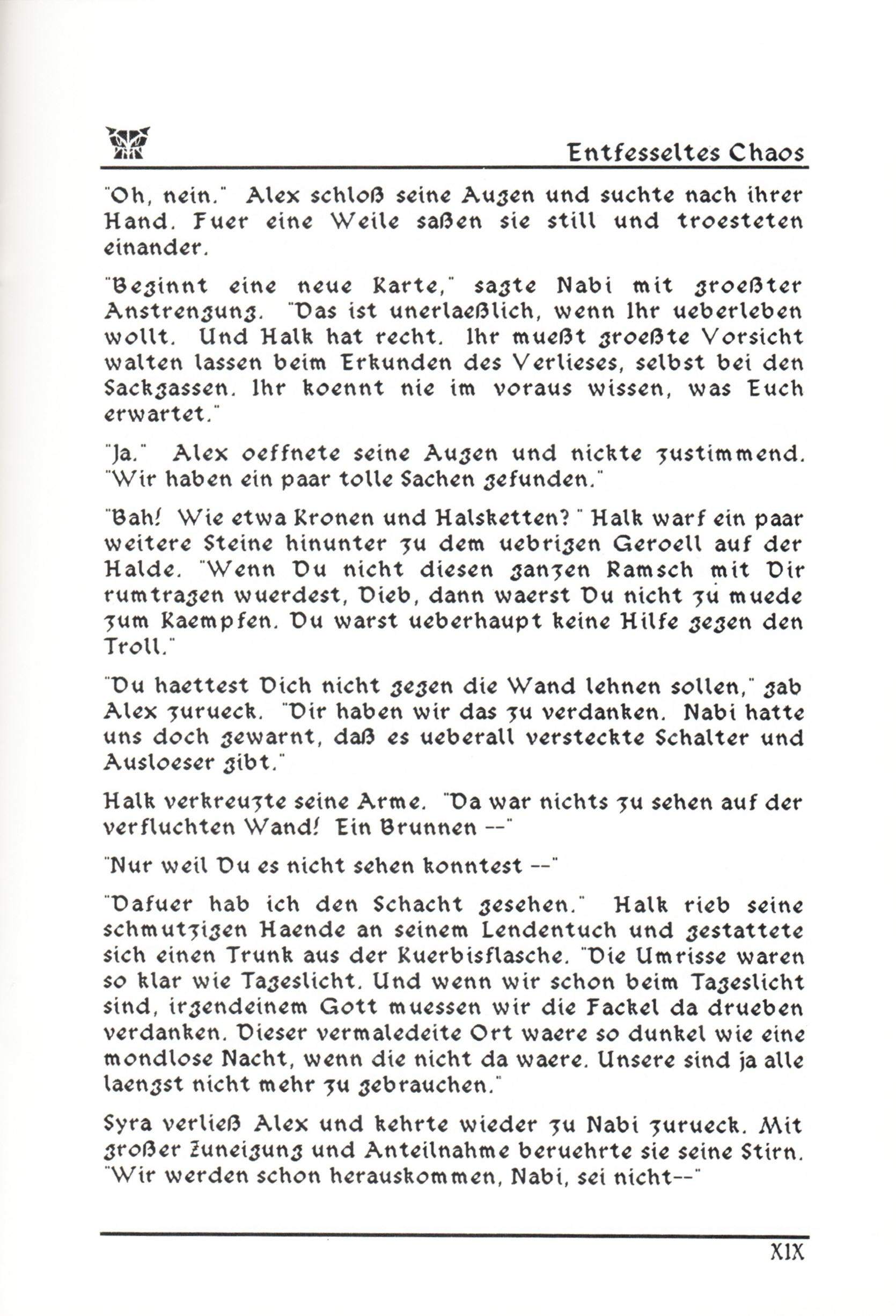 Game - Dungeon Master - DE - PC - Psygnosis - Manual - Page 023 - Scan