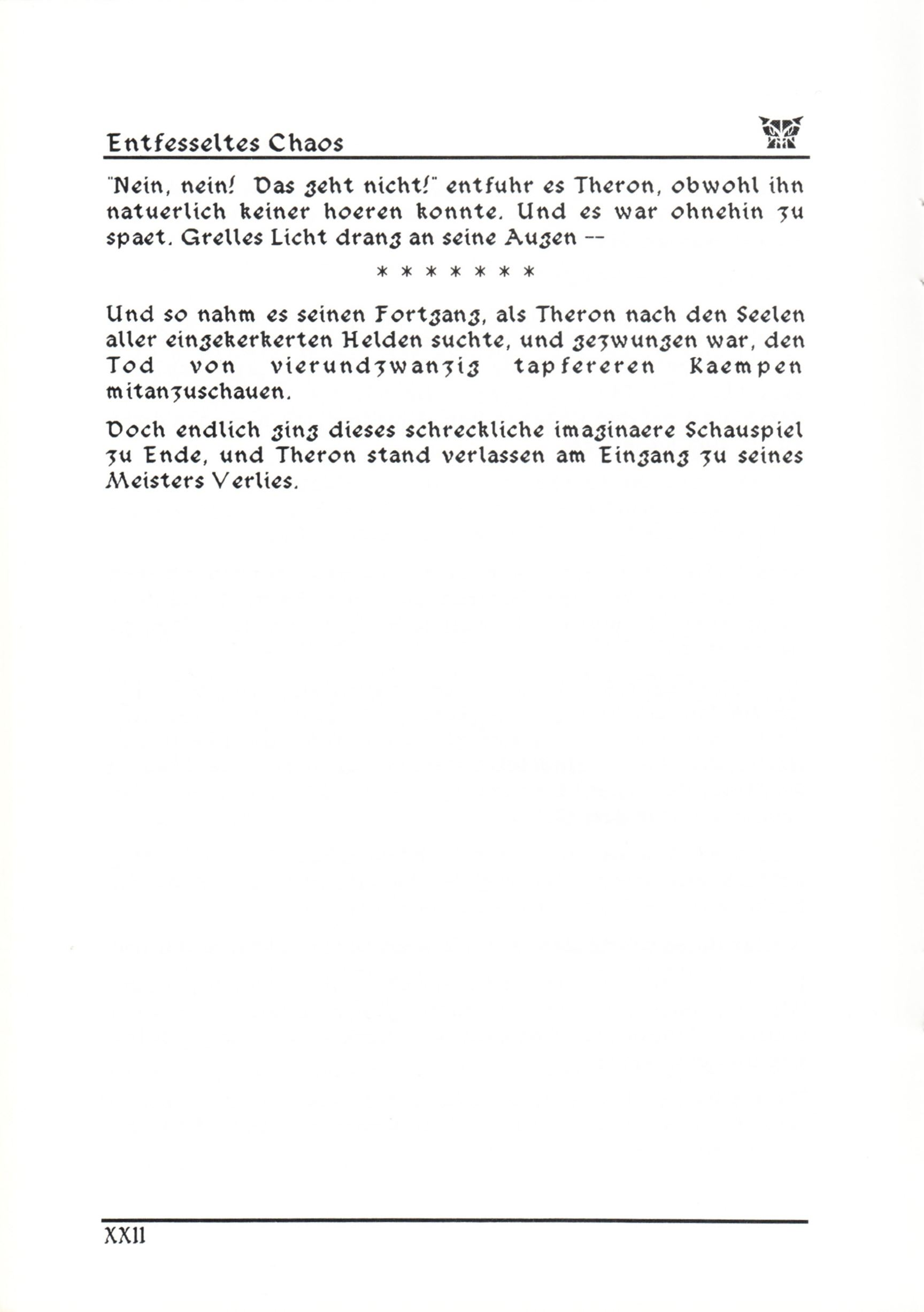 Game - Dungeon Master - DE - PC - Psygnosis - Manual - Page 026 - Scan