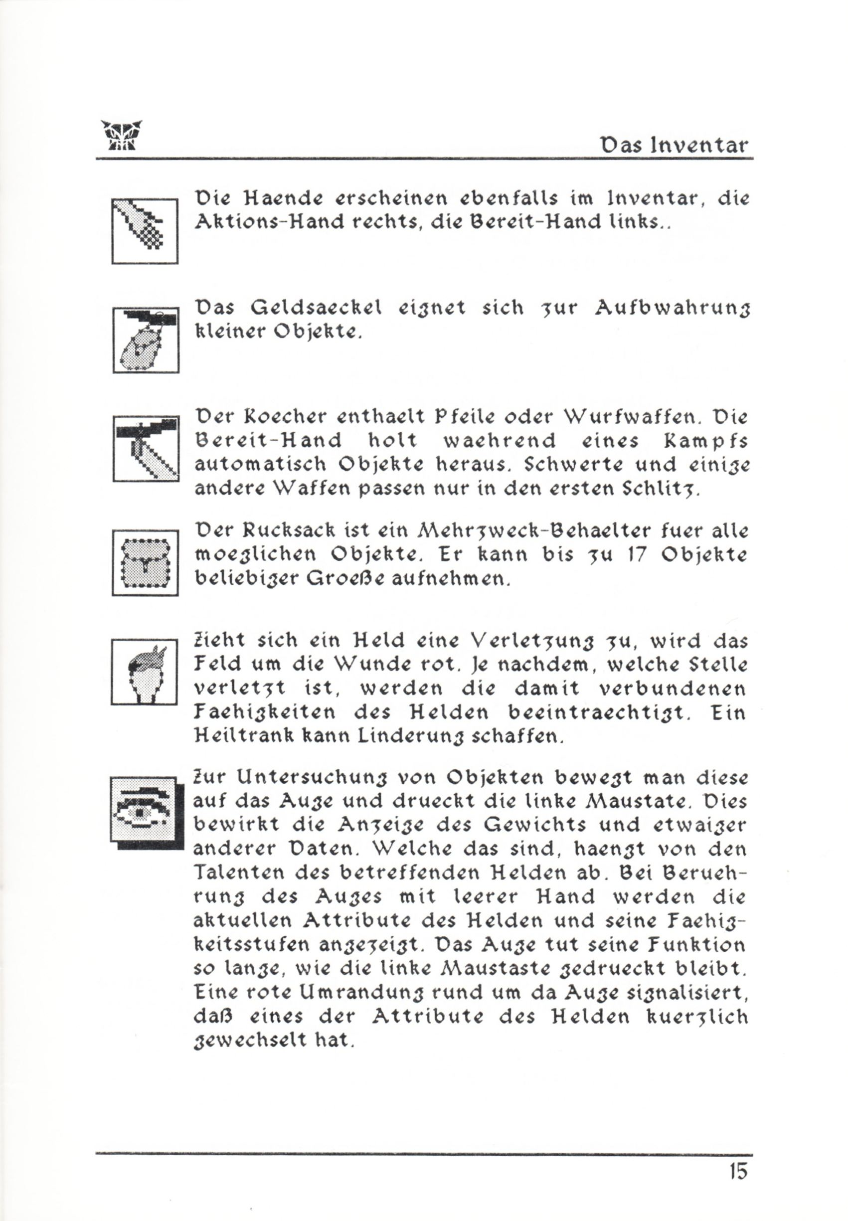Game - Dungeon Master - DE - PC - Psygnosis - Manual - Page 041 - Scan