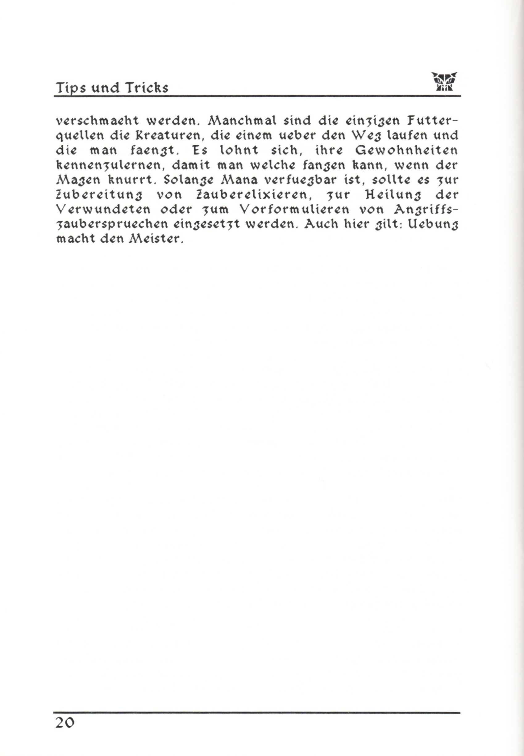 Game - Dungeon Master - DE - PC - Psygnosis - Manual - Page 046 - Scan