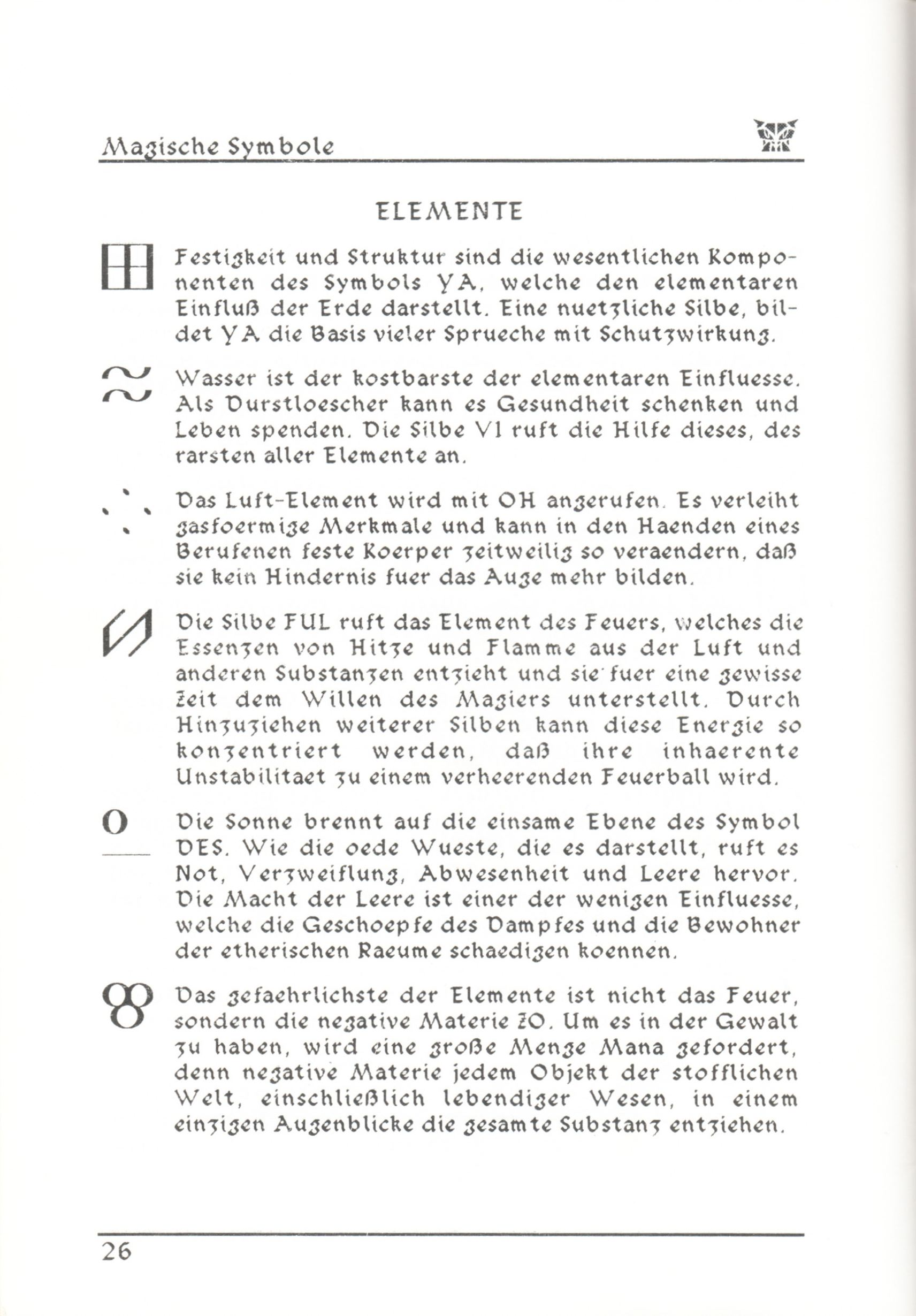 Game - Dungeon Master - DE - PC - Psygnosis - Manual - Page 052 - Scan