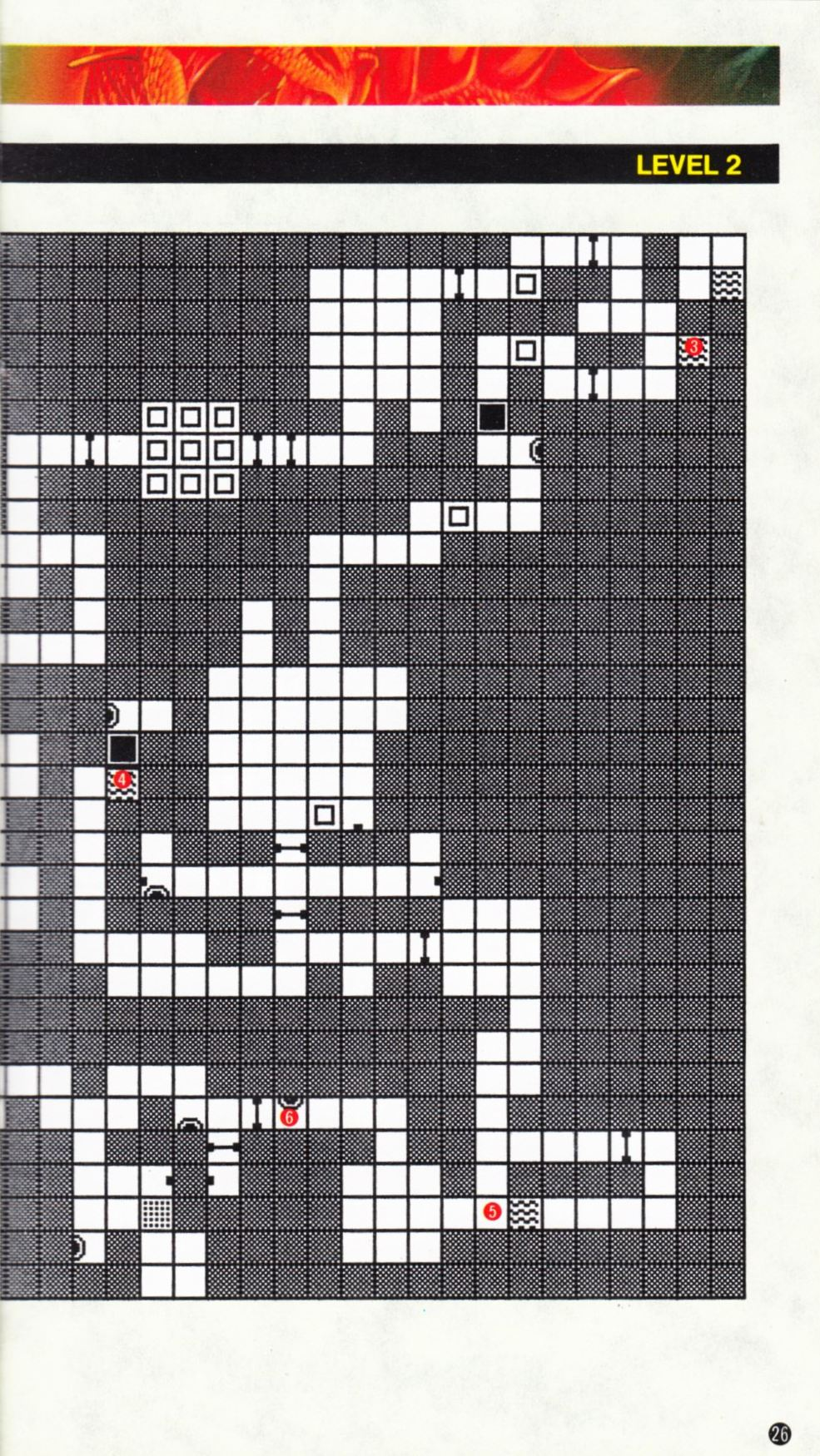 Game - Dungeon Master - JP - Super Famicom - Manual - Page 029 - Scan