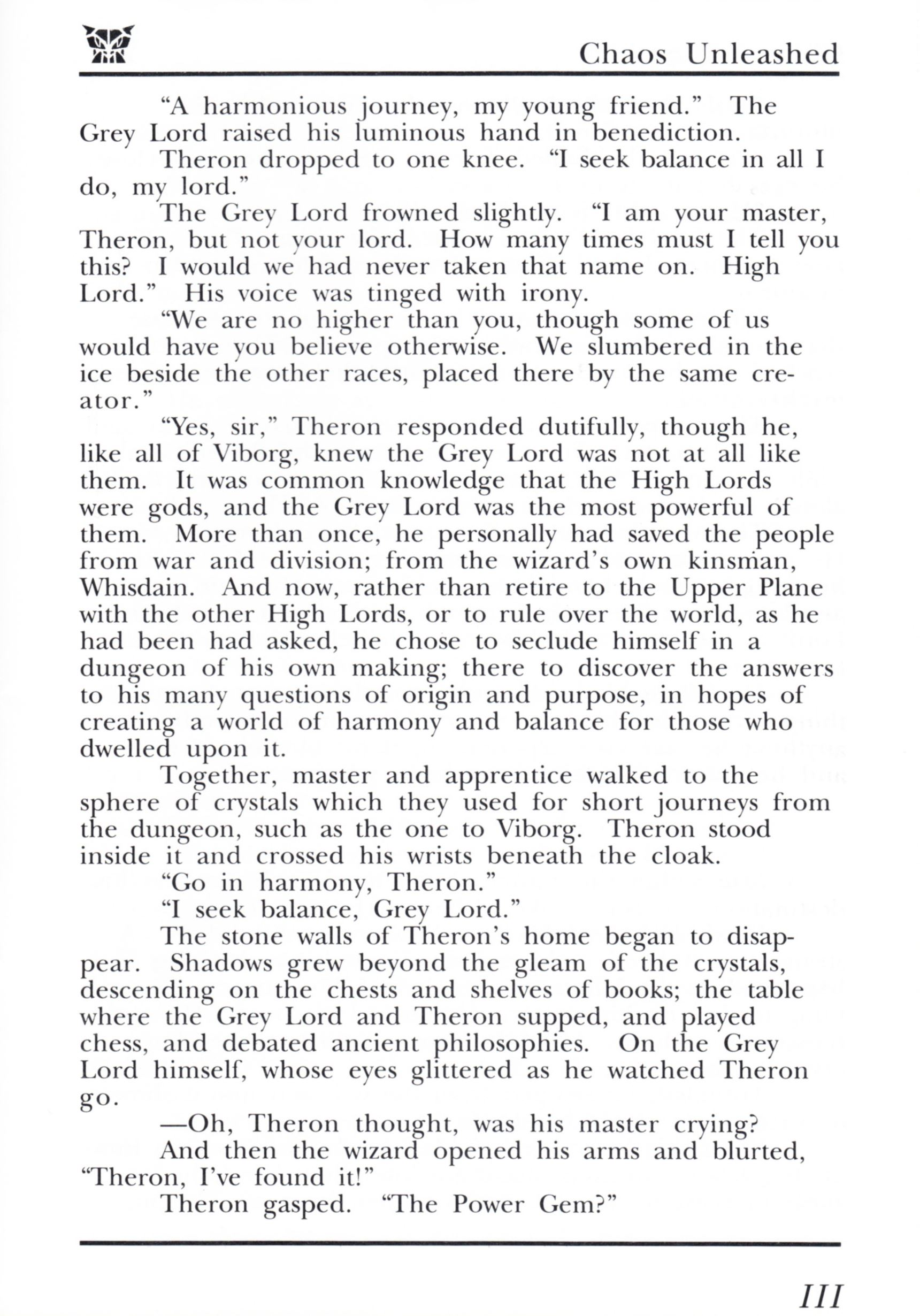 Game - Dungeon Master - UK - PC - Psygnosis - Manual - Page 007 - Scan